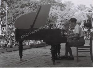 1947 Concert at Kibbutz Degania