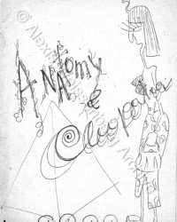 A&C Anatomy & Cleopatra Cover