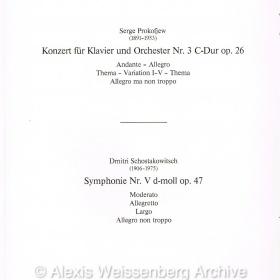 1984 Programme Berlin 2