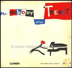 Mr. Nobody Trenet Cover