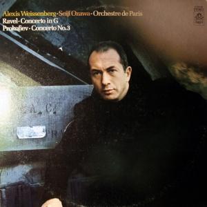 Ravel Prokofiev Ozawa