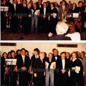 Yehudi Menuhin 70 Birthday 1986