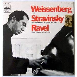 Stravinsky Ravel