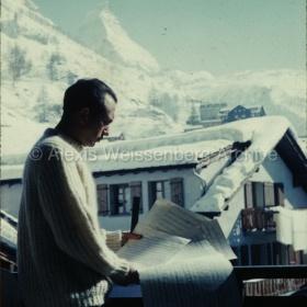 In Zermatt 1963