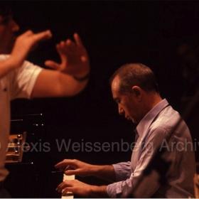 1989 Rehearsing with Emil Tchakarov