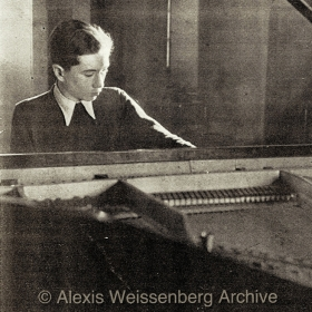 The young pianist