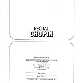 1975 Programme Palais de Congrès 2