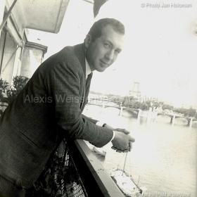 Paris Quai Louis Blériot 1960 2