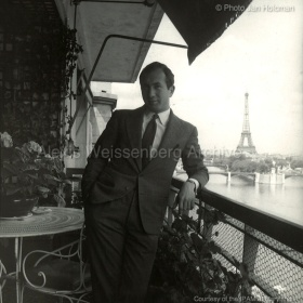 Paris Quai Louis Blériot 1960 3