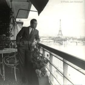 Paris Quai Louis Blériot 1960 6