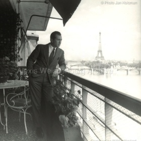 Paris Quai Louis Blériot 1960 6