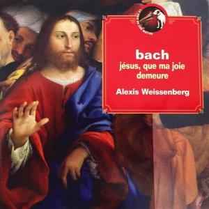 Bach trancriptions cover