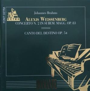 Brahms 2 cover