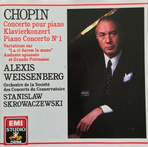 Chopin 1 Skrowa cover