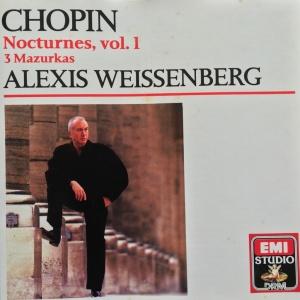 Chopin nocturnes vol 1 cover