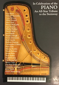 DVD Steinway tribute