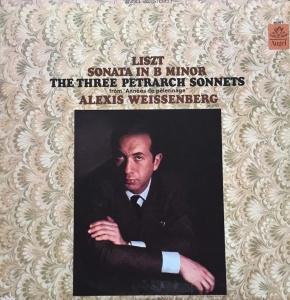 LP Liszt cover
