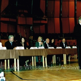 The Jury of the Clara Schumann International Competition 1994