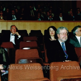 Jurors at the Clara Schumann International Competition 1994