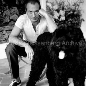 1974 With Tcherno in Paris