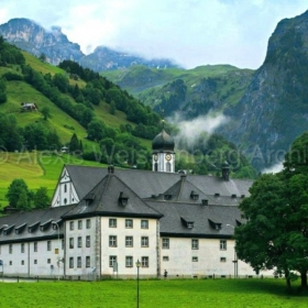 Kloster Engelberg, seat of the Alexis Weisssenberg Master Classes
