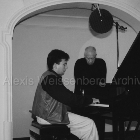 Master Class with Raphael Lustchevsky in Engelberg