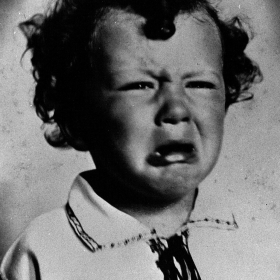 1932 Crying