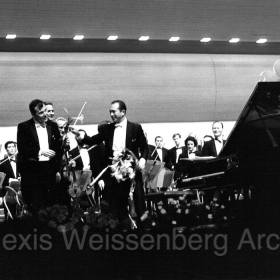 1976 Concert with Georges Prêtre in Japan