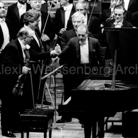 1977 in Osaka Brahms 2nd with Karajan