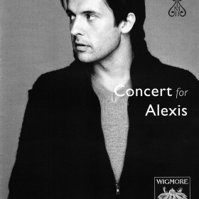 2007 Concert for Alexis at Wigmore Hall by Simon Mulligan
