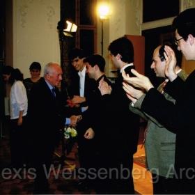 In Engelberg with, among others, M. Cosmin Boeru, I. Bar-Shai, Shai Wosner