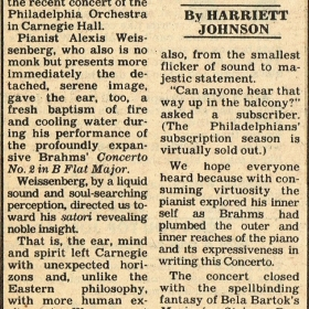 1983 December NY Post Muti Carnegie Brahms 2nd