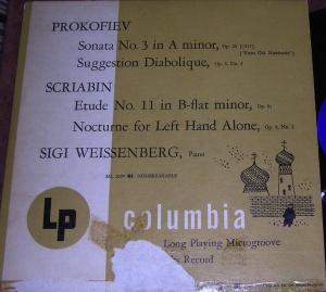 prokofiev scriabin lp