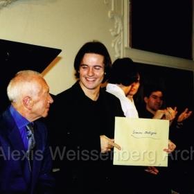 1999 Engelberg Master Classes with Simon Mulligan