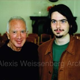 1999 Engelberg Master Classes with Fréderci Vaysse-Knitter