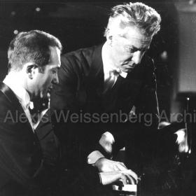 With Karajan
