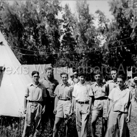 At Kibbutz Degania