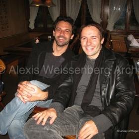 2006 Simon Mulligan and Roger Rüegger in Engelberg