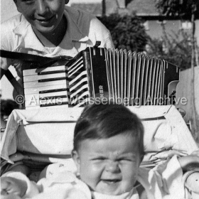 The beloved accordion