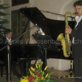 2006 Jazz Concert at Kloster Engelberg with Simon Mulligan and Roger Rüegger