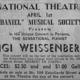 1948 Panama Publicity