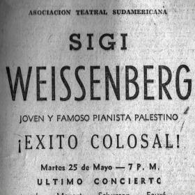 1948 Santiago de Chile Publicity 2