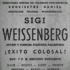 1948 Santiago de Chile Publicity 3