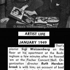 1949 New York Artist Life 3