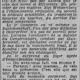 1949 Paris Rachmaninov 3rd