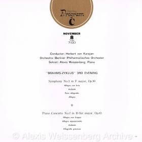 1977 Nov 8 Osaka Brahms
