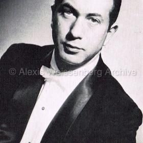 1969 Programme Portrait