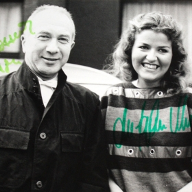1984 with Anne Sophie Mutter