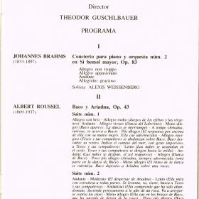 1987 RTVE 2º Brahms Guschlbauer