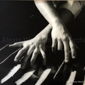 The hands of Alexis Weissenberg